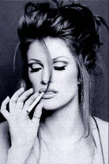 angie ruiz smoking