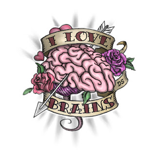 Diana Rowland loves brains...