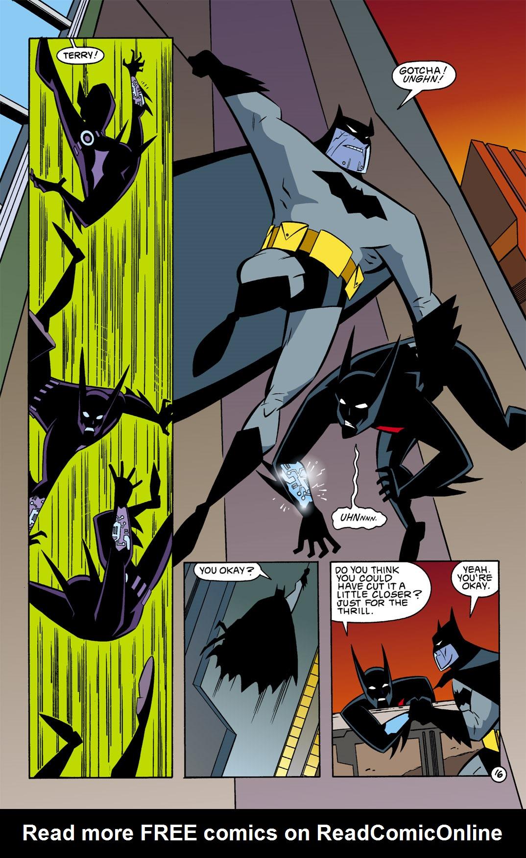 Batman Beyond [II] Issue #1 #1 - English 17