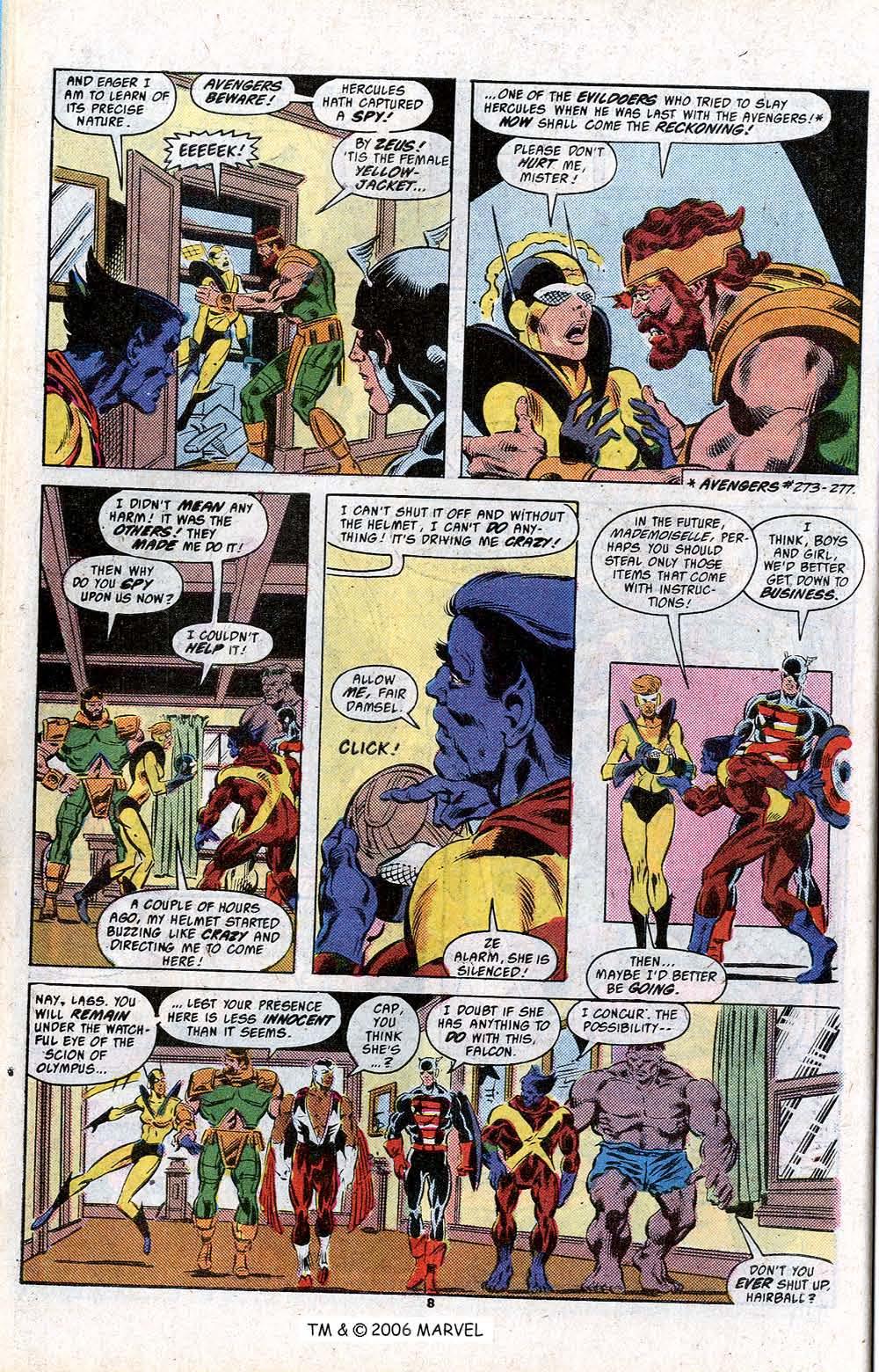 Captain America (1968) Issue #348c #280 - English 10