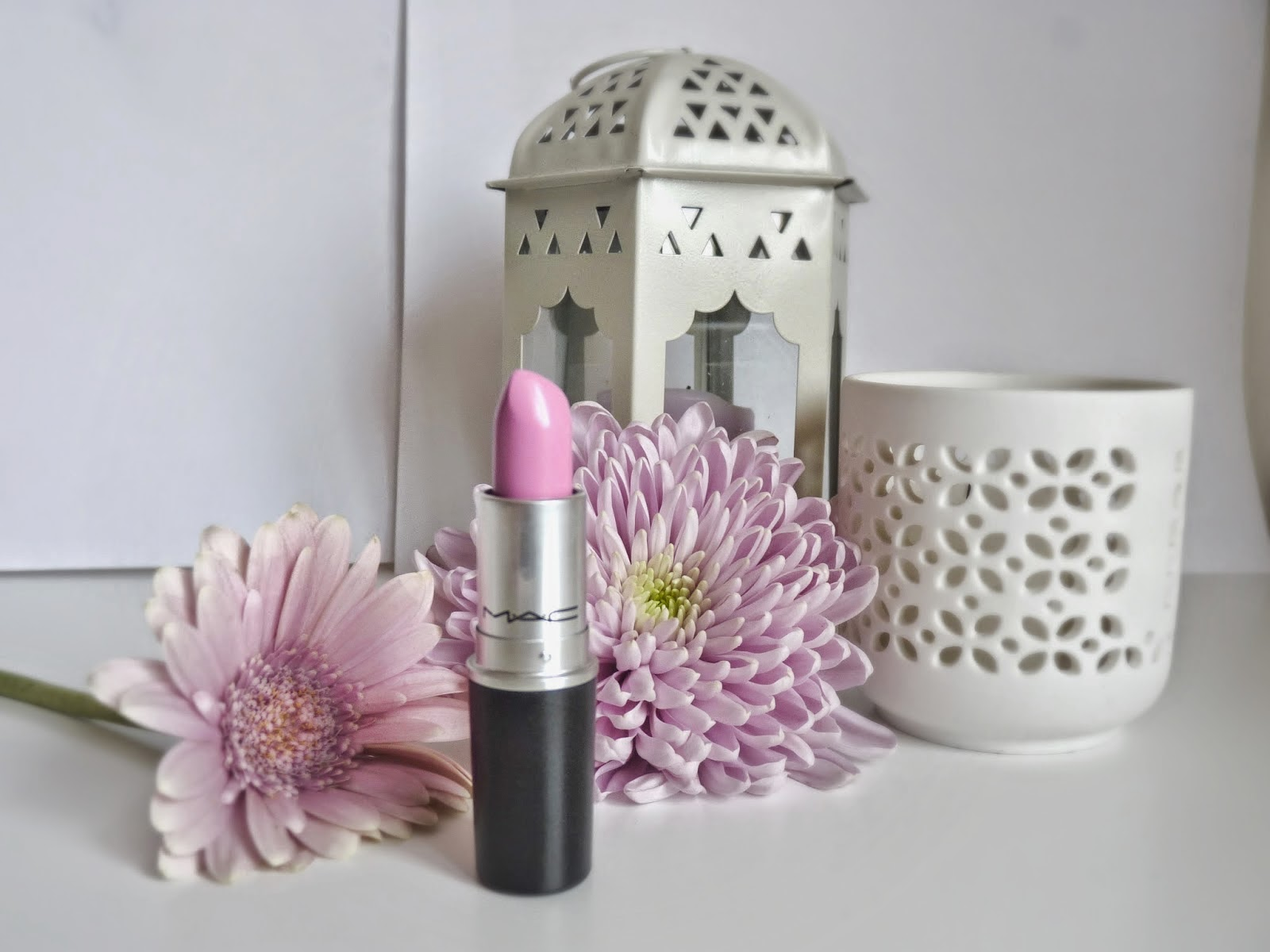 mac st germain lipstick review swatch makeup pink