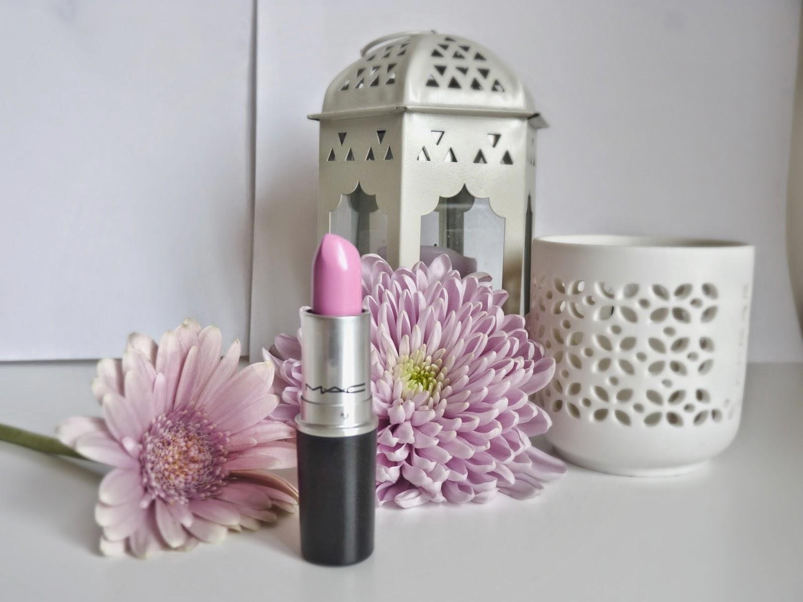 mac st germain lipstick review swatch makeup pink