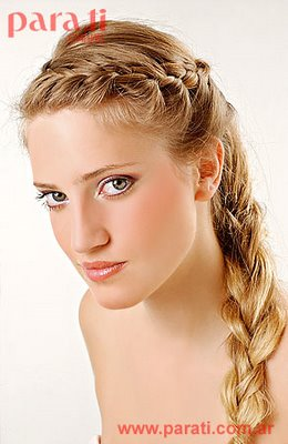 For any hairstyles braids tran a peinadito coquetos - Peinados de trenzas modernas ...
