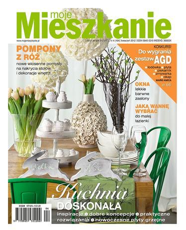 Wianek Wielkanocny z tendom.pl w najnowszym 'Moim mieszkaniu'