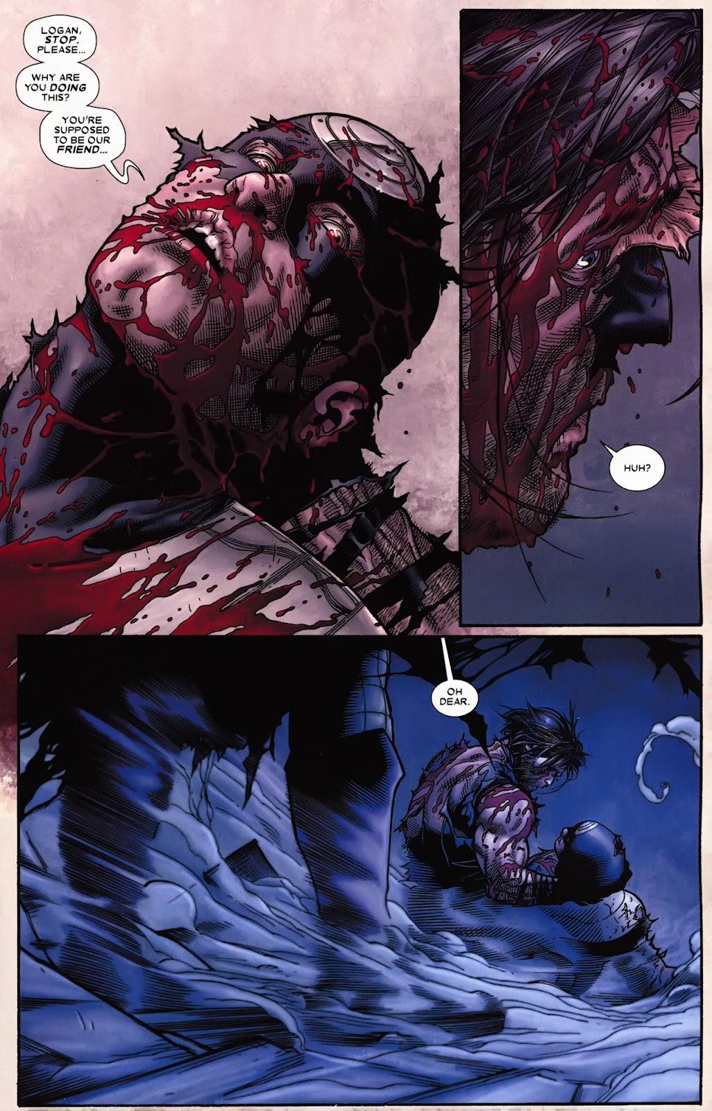 Read online Wolverine (2003) comic -  Issue #70 - 13