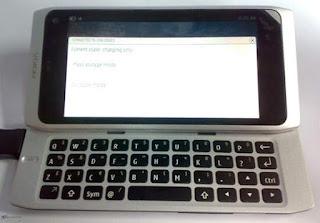 HP Nokia N9