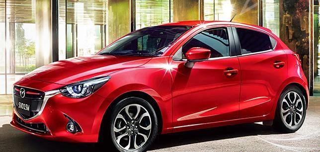 Yeni modelleriyle yeni bir Mazda...