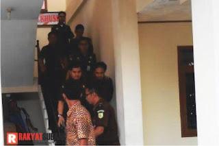 Tersangka Kasus Mangrove Ditahan