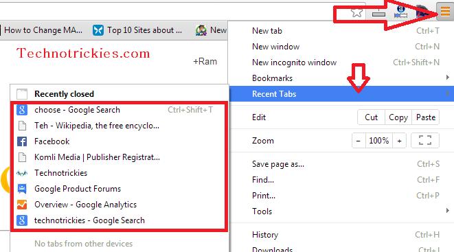 how to close tab chrome mac keyboard