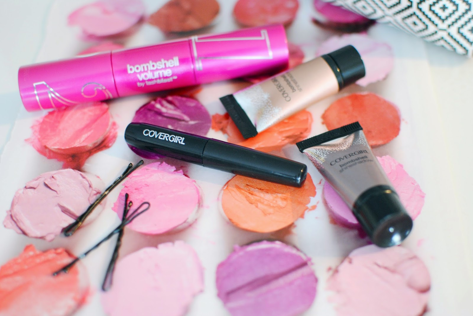 Drugstore Beauty, New Covergirl Bombshell Collection, beauty blog, dc blogger
