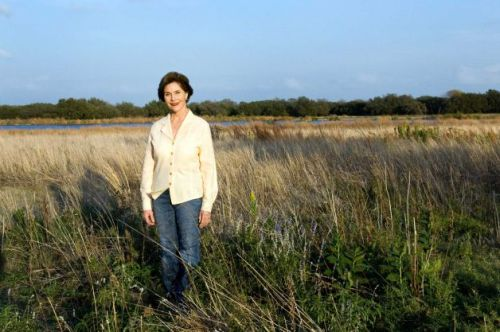 Laura Bush: Instill Love of Nature in Children