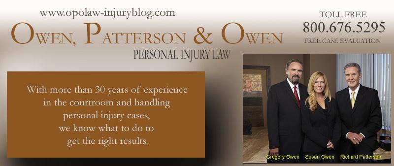 OPOLAW Injury Blog