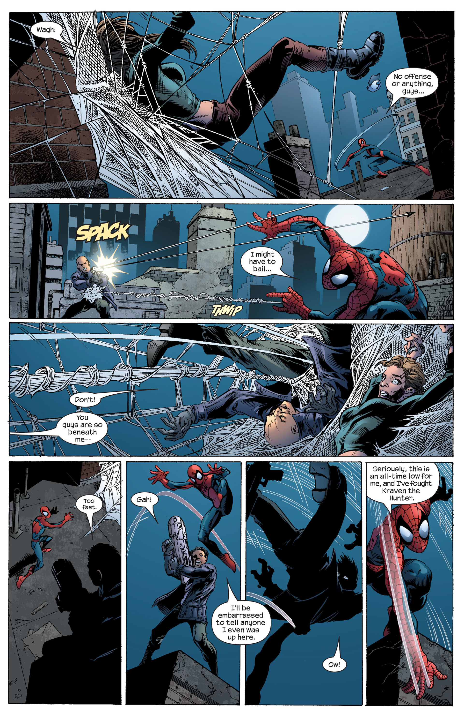 Ultimate Spider-Man (2000) Issue #88 #92 - English 19