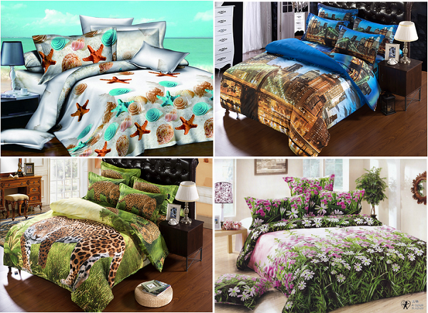 3d Bedding at beformal online store