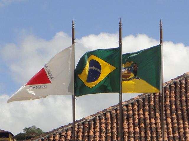 A Vale do Rio Morto com Atentado Terrorista mata sonho brasileiro.