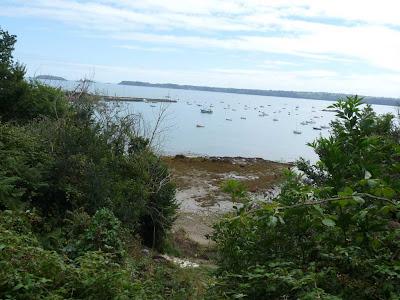 ブルターニュ GR34 トリニテ岬