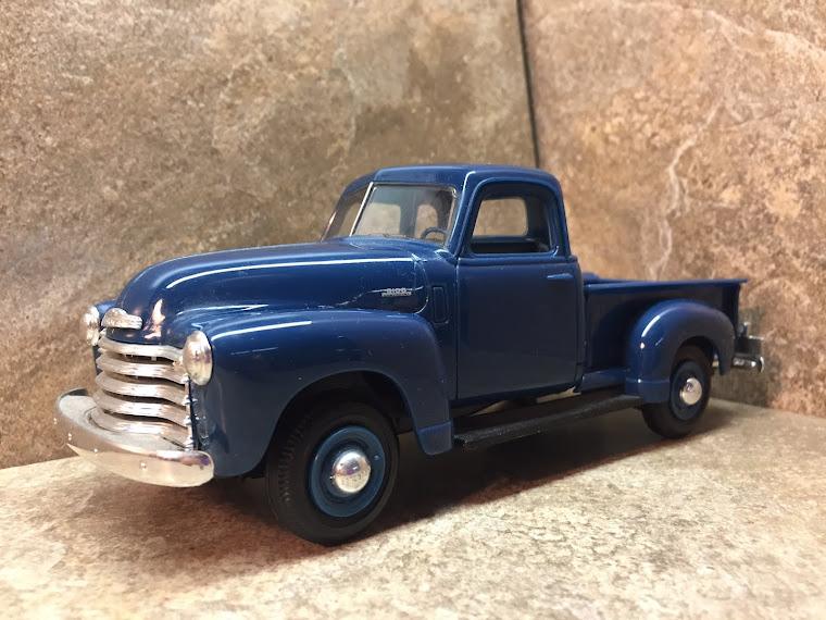 1948 Chevrolet 5-Window Pickup Truck ~