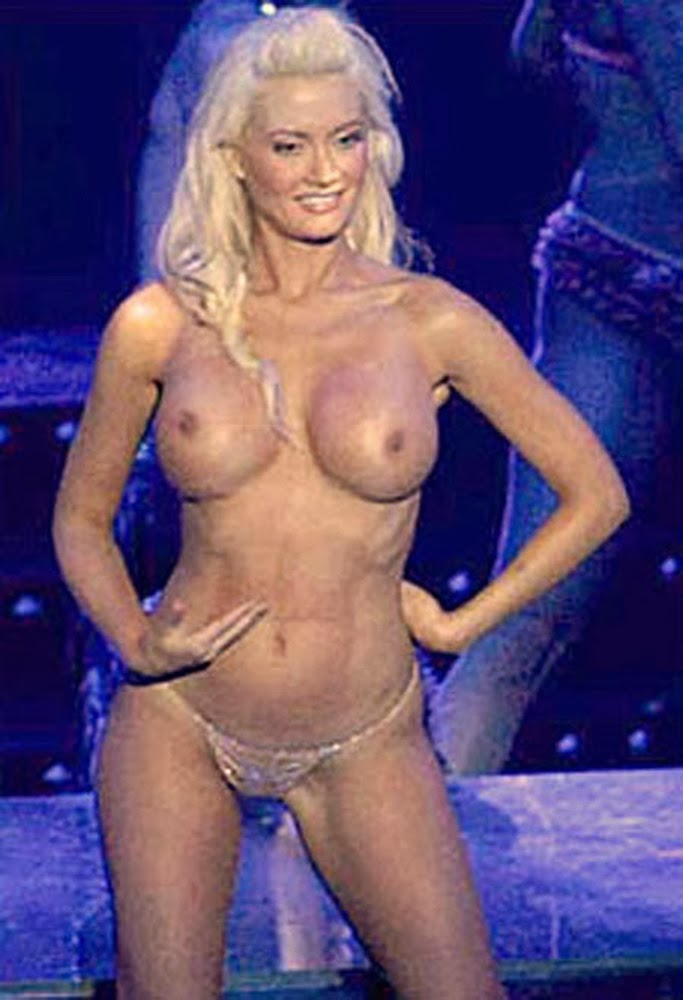 holly madison naked in public