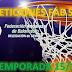 Sorteo de competiciones provinciales FAB Sevilla