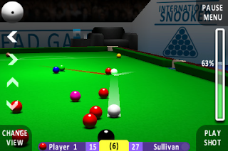 International Snooker Game