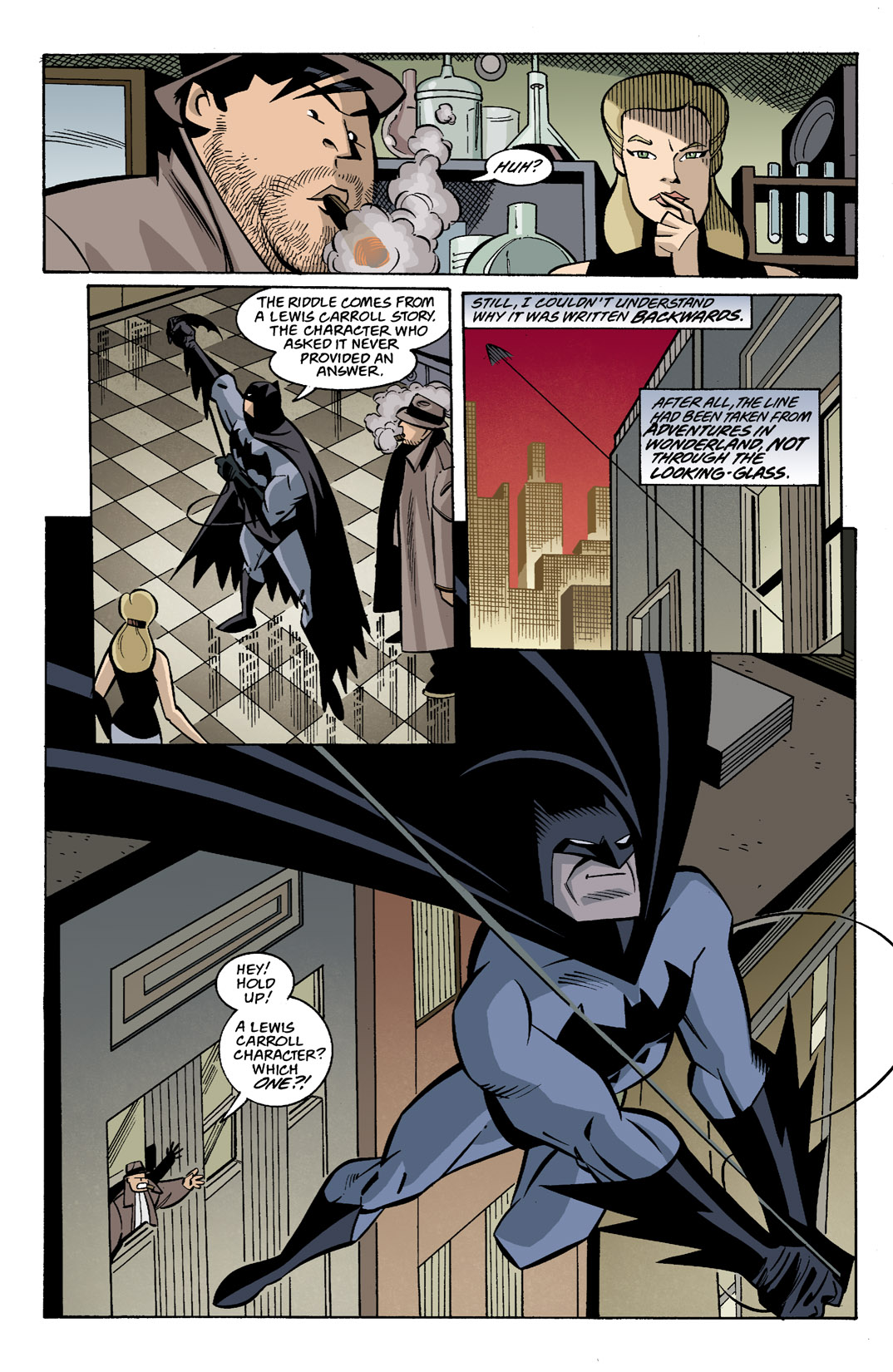 Detective Comics (1937) Issue #787 Page 6