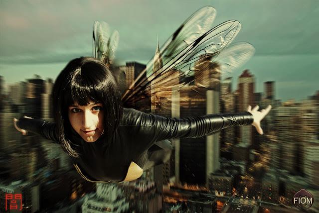 Avengers - Wasp por WhiteLemon