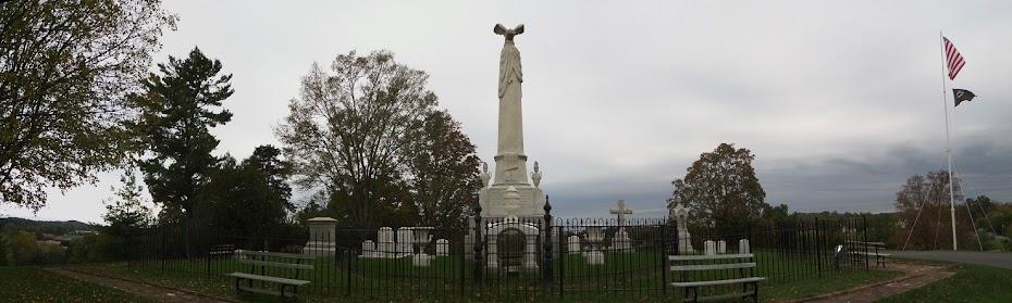 Andrew Johnsons Grave