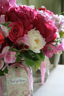 Pink Maid of Honor Bouquet - Splendid Stems Floral Designs