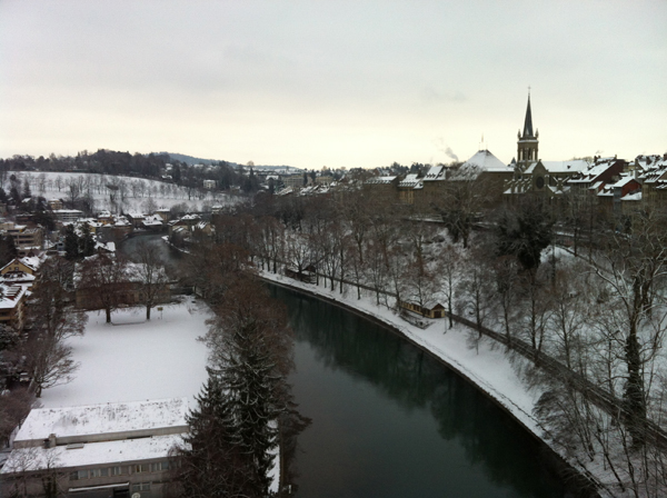I am in love with Bern