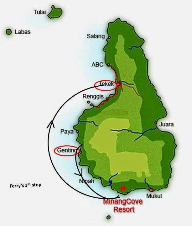 Minang Cove Resort Spa