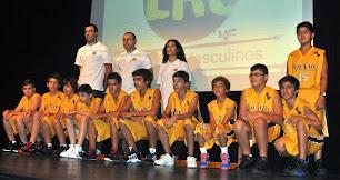 Iniciados Masculinos 2013-2014