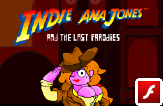 Indie Ana Jones
