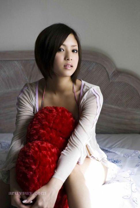 Cewek Model Foto Sensual Bugil Thailand Girl