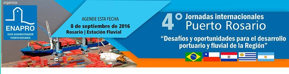 Jornadas Puerto Rosario 2016