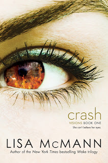 "'""Waiting On"" Wednesday (9): Crash by Lisa McMann"