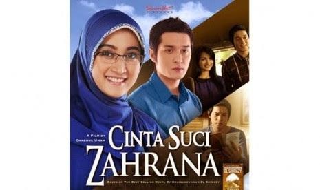 Download Film Cinta Suci Zahrana