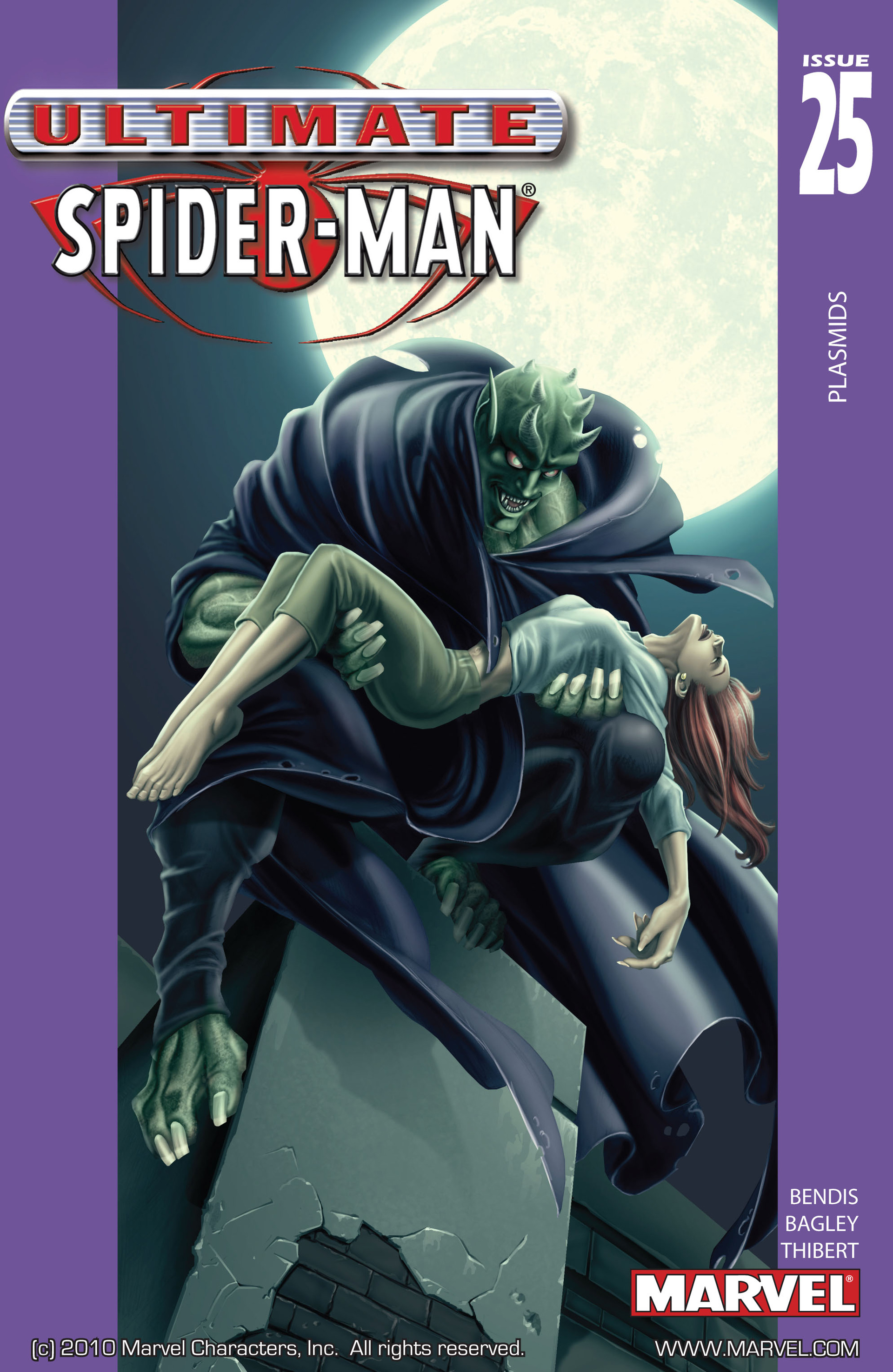 Ultimate Spider-Man (2000) Issue #25 #29 - English 1