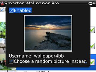 smarter wallpaper pro v1.0.60 free premium blackberry apps