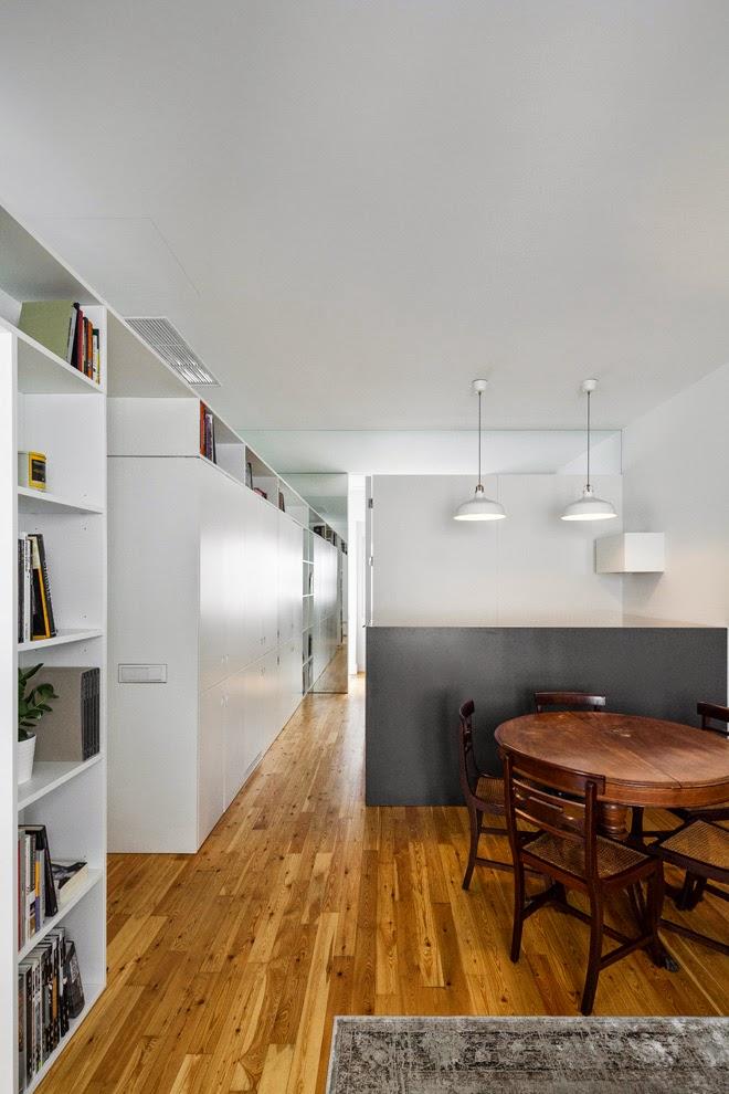 Apartemen Minimalis 4