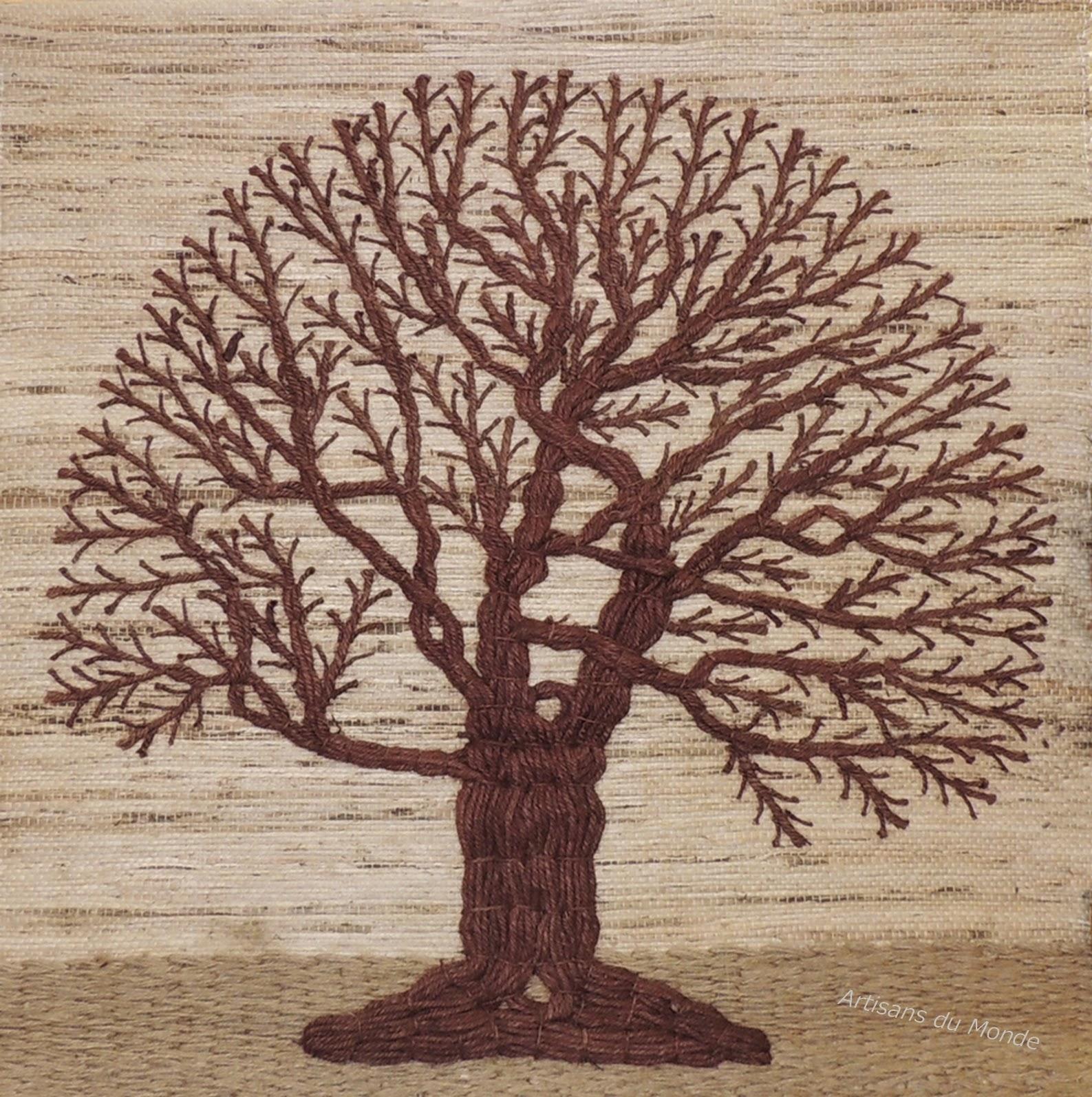artisans du monde arbre de vie. Black Bedroom Furniture Sets. Home Design Ideas