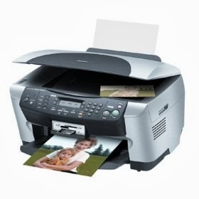 Download Epson Stylus Photo RX500 Printer Driver and instructions installing