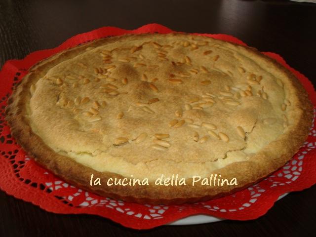 Torta Della Nonna La Cucina Della Pallina