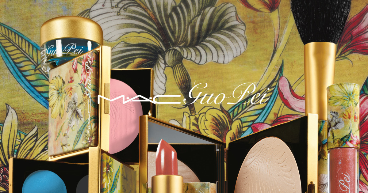 MAC x Guo Pei Collection