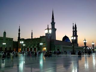 Masjid Nabvi | Madina Munarwa