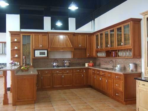 LAR DA PATRÍCIA: Cozinha com piso laminado?!