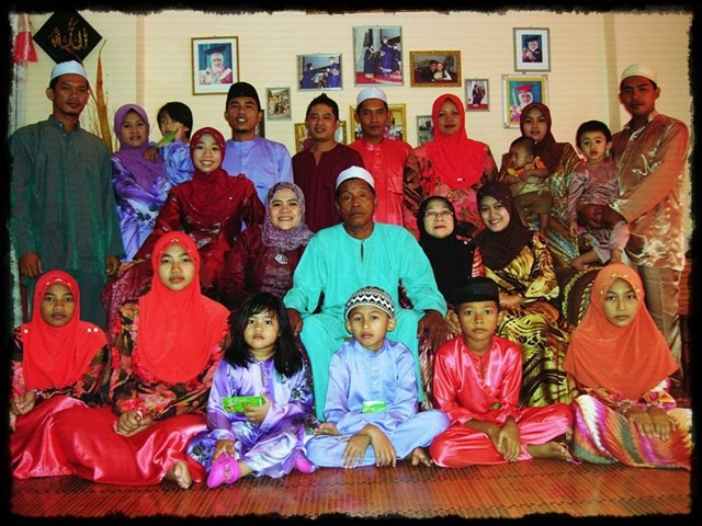 This mylove big family: love so much