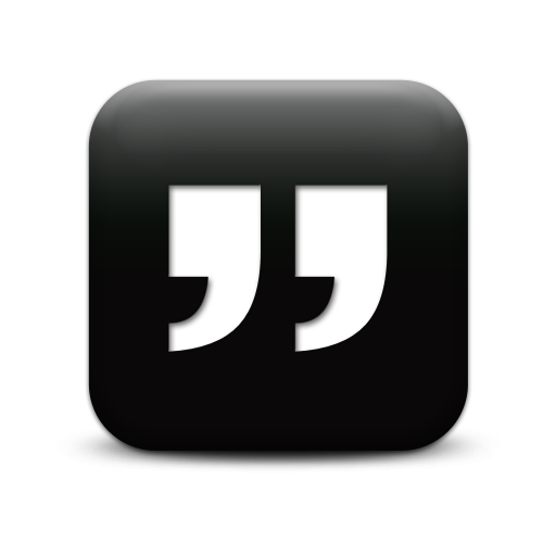 quote icon png - photo #44