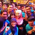 Fatin and Fatinistic Di YKS (Yuk Keep Smile) Trans TV