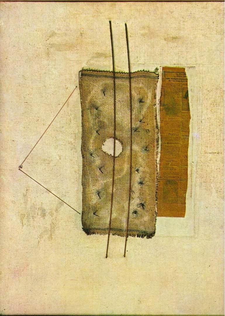 LA ZAD EN L'ÉTROIT TERRITOIRE - L'OUTRE-RÉEL IV.2 Picasso-synthetic-guitar-1926