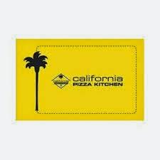 California Pizza Kitchen - Check Gift Card Balance